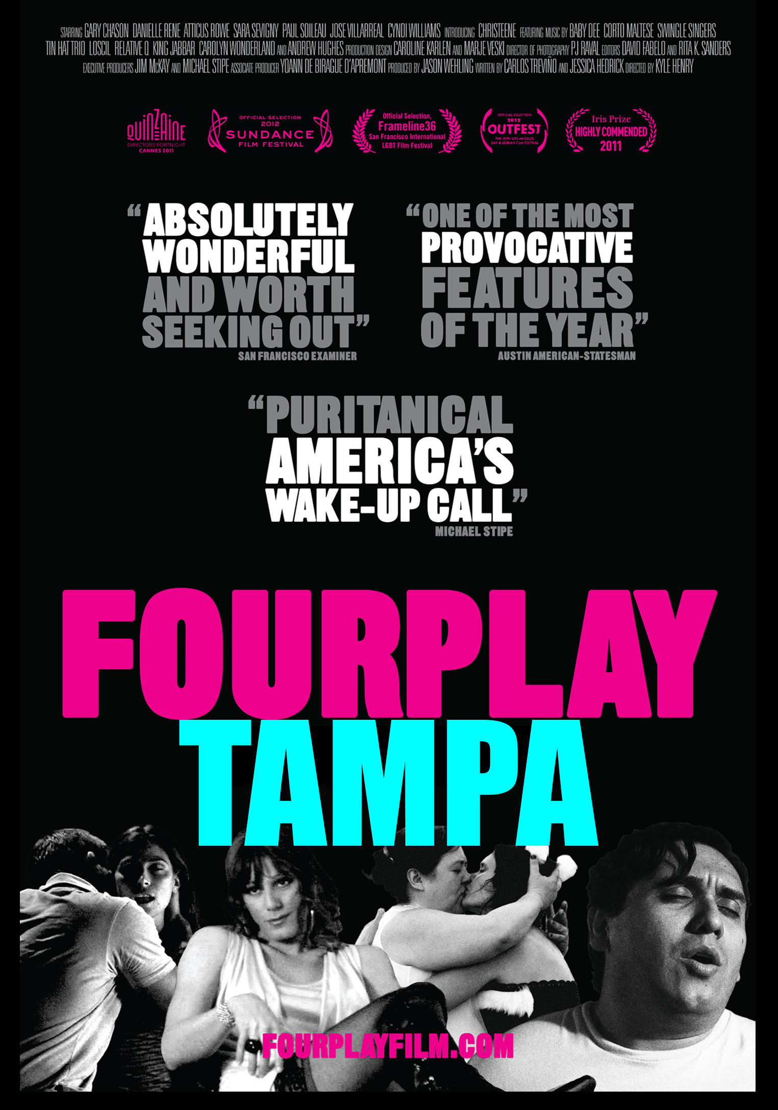Fourplay Tampa Trailer